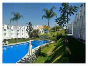 Casas conalberca, parque acuático, gym, muelle