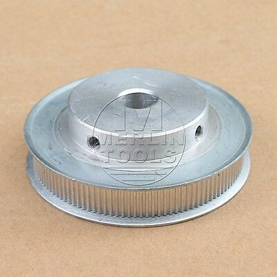3D Printer MXL Timing Belt Pulley, 16 to 160 Teeth, Tooth width 7 - 11mm, Select