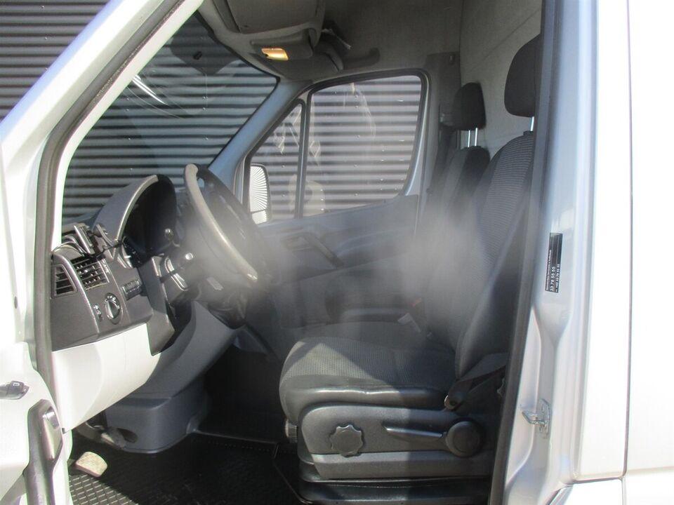 Mercedes Sprinter 313 2,2 CDi R2 Kassevogn Diesel modelår