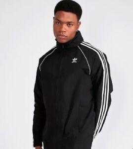 Mens Adidas Originals Superstar SST Windbreaker