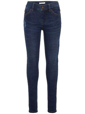 Rigoroso Name It Extra Sottile Jeans Pantaloni Nkmtheo Dnmtance Blu Scuro Dimensioni 92 A 152-mostra Il Titolo Originale Adottare La Tecnologia Avanzata