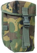 British Army Combat Utility Water Bottle Pouch Bum Bag Belt PLCE DPM Camo New US
