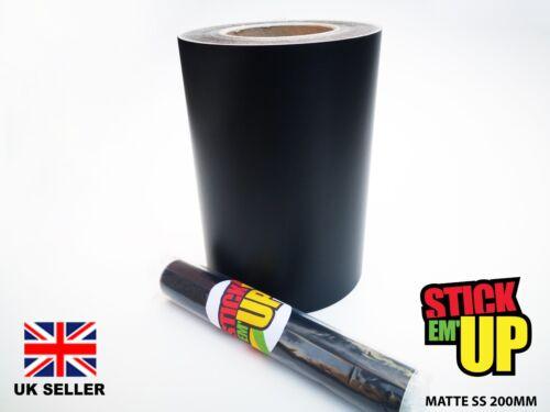 Nuevo Coche Universal Negro Mate SUNSTRIP Reino Unido hecha Estilo Clásico