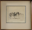 Etching-of-Saddled-Horses-by-William-Robinson-Leigh-United-States-1866-1955 thumbnail 1