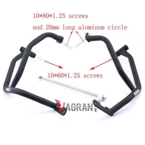 Engine Frame Protector Crash Bar For Yamaha MT-09 FZ-09 2014-2017