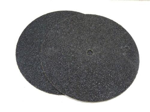 doppelseitige Schleifscheibe Korn 120 400x25 mm