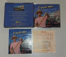 Readers Digest O sole mio die ganze Vielfalt der Musik Italiens 5 CD Neu  168