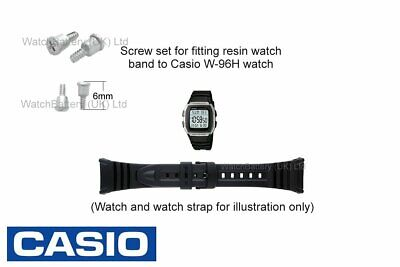 Cinturino//Strap Casio W-57