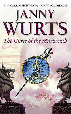 The Curse Of The Mistwraith, Janny Wurts - Paperback Book NEW 9780586210697