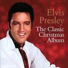 The Classic Christmas Album by Elvis Presley (CD, Oct-2012, Legacy)
