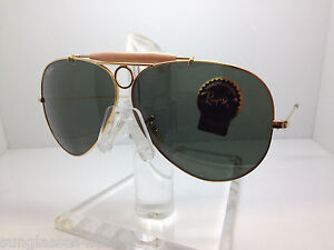 ff1e44d28f New Ray Ban Sunglasses RB 3138 001 62MM SHOOTER GOLD RB3138