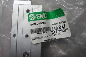 Automation, Antriebe & Motoren Frauen Und Kinder Neu Smc Mxq8l-50ct Stellmotor Mxq8l50ct Geeignet FüR MäNner