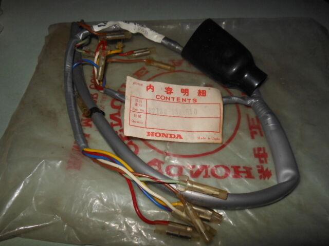 [DIAGRAM_38YU]  NOS Honda Ca200 90 Wiring Harness Ca 200 Wire Loom for sale online | eBay | Honda Ca200 Wiring |  | eBay