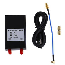 1.8-30Mhz Frequency  RF Upconverter For SDR Receiver Aluminum Case