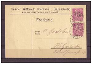 Empire-Allemand-Minr-241-Mef-Kgs-Hehlen-Bodenwerder-Polle-09-06-1923