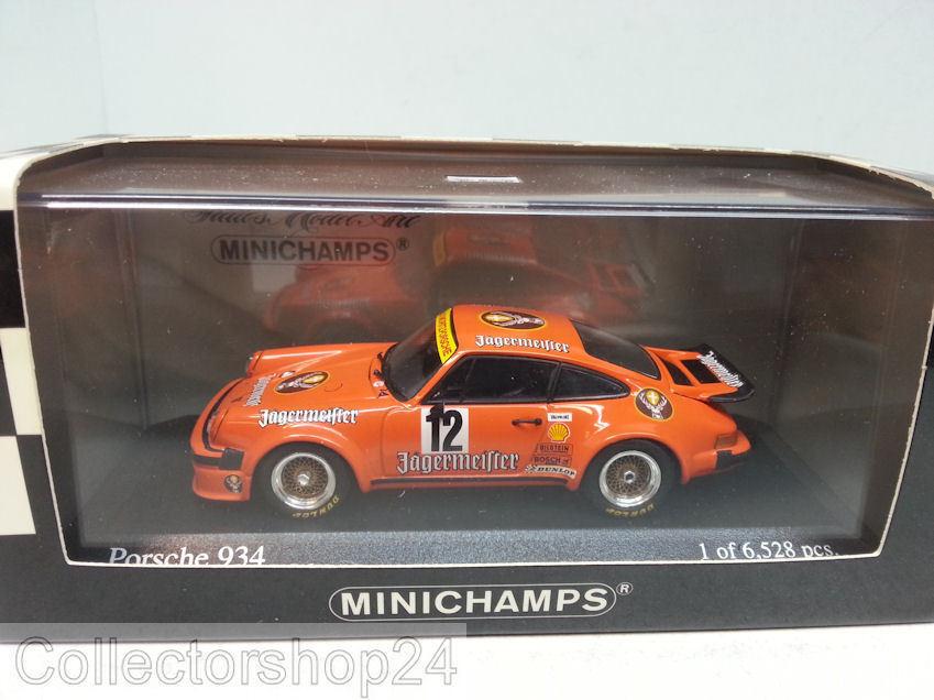 Minichamps : Porsche 934 Helmut Kelleners DRM 1976 - 400766412