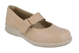New Women's Wide Fit DB Shoes Single