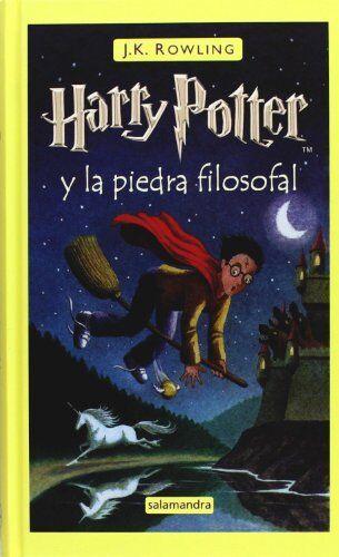 1 of 1 - USED (GD) Harry Potter y la piedra filosofal by J. K. Rowling