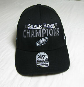 82704bad323462 PHILADELPHIA EAGLES NFL SUPER BOWL LII CHAMPS '47 CONTENDER - '47 ...