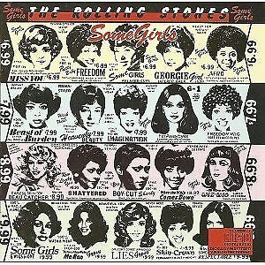 Details about The Rolling Stones : Some Girls CD
