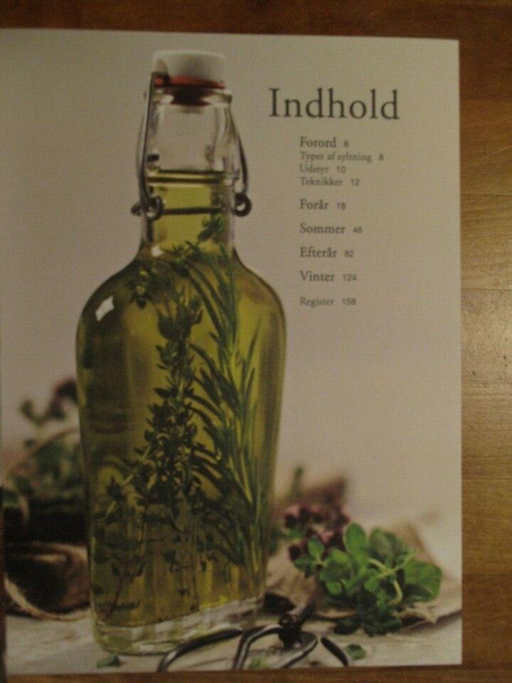 Syltning året rundt (1. udgave), Joanna Farrow, emne: mad