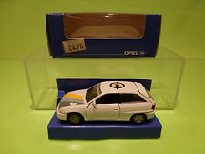 GAMA 1013 OPEL ASTRA 3 DOORS -  - WHITE1:43 - GOOD IN BOX