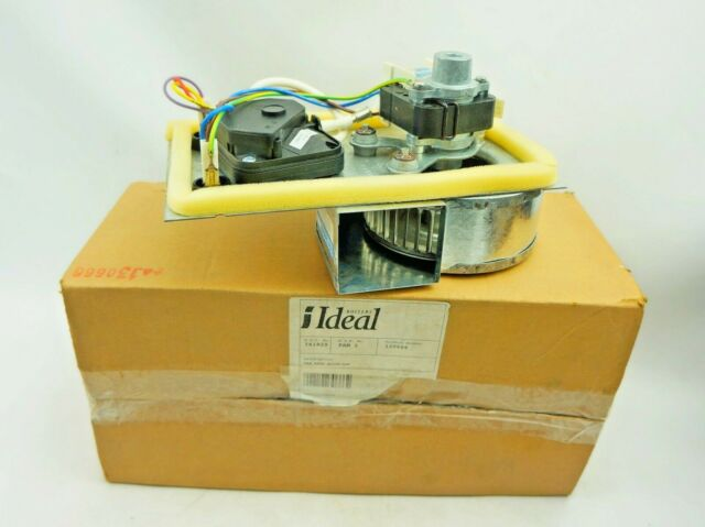 Ideal Excel 30F/40F Fan Assembly 130666 (967)