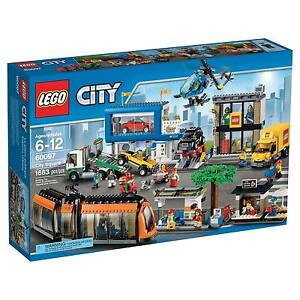 LEGO® City Town Square 60097