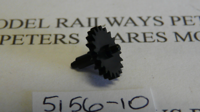 Capace Lima 5156-10 Class 20 Drive Gear (lower) Oo Gauge Sconto Del 50