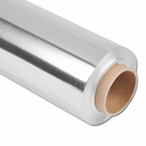 18/'/' Catering Aluminium  Foil Cutter Box 450mm x 75mtr Extra Long Refill Roll