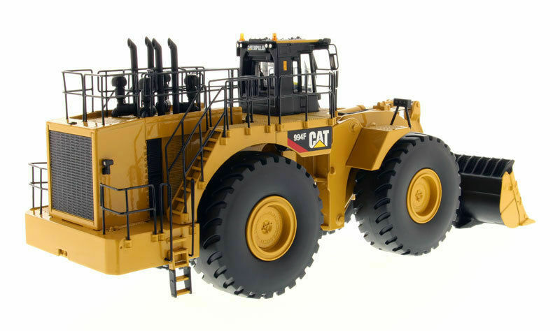 DM 85161 CAT 1 50 Caterpillar 994F Wheel Loader Vehicle Vehicle Vehicle Core Classics Series 3a03a0