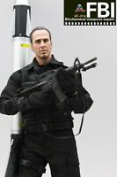 Art Figures 1/6 Scale 12 Fbi Biochemical Weapons Expert Action Figure Af-014