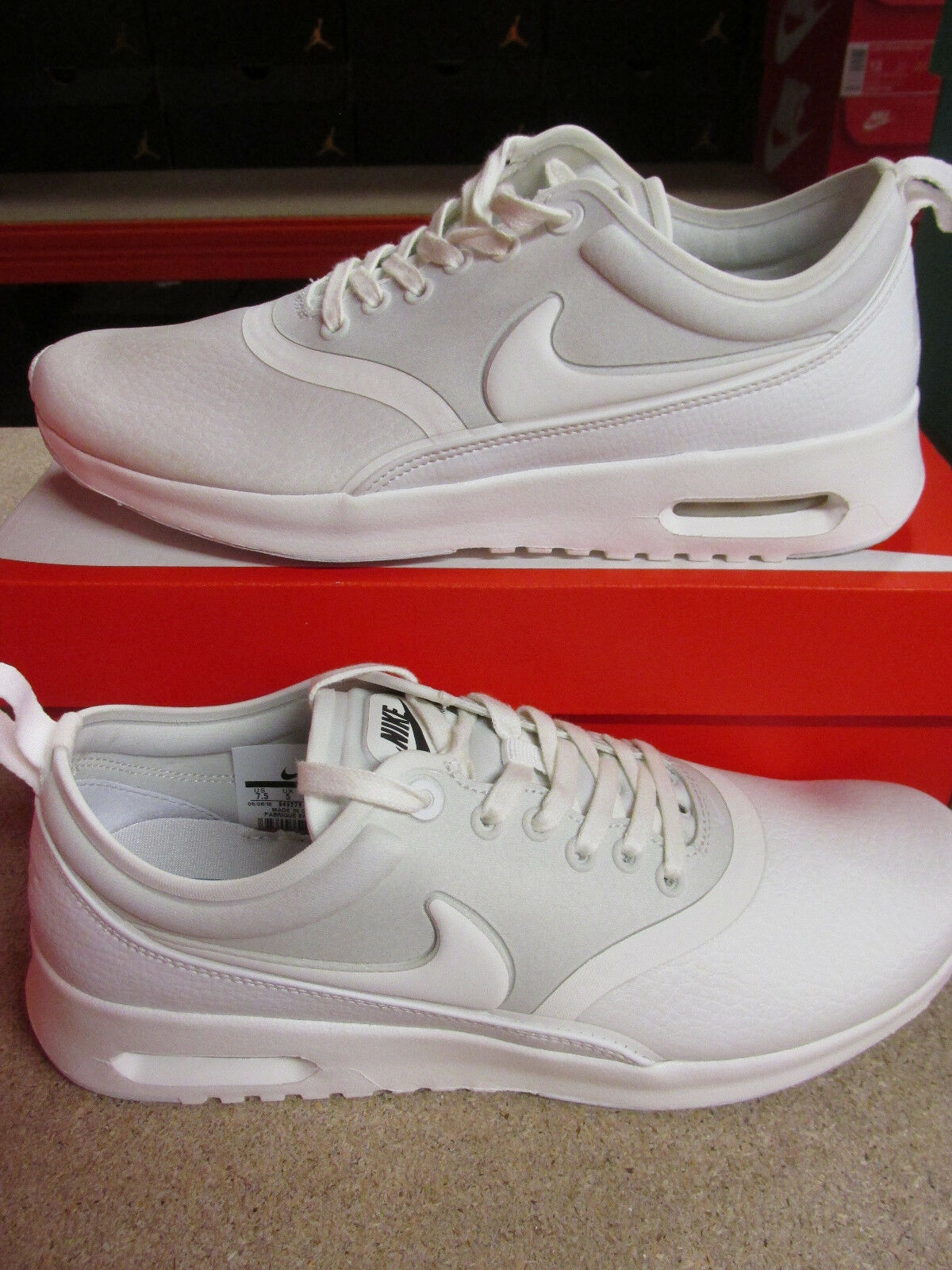 Nike Femme Air Max Thea Ultra Ultra Thea PRM fonctionnement Trainers 848279 100 Baskets chaussures 564372