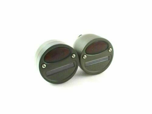 CAT EYE REAR TAIL LIGHT 4/'/' PAIR WILLYS MB FORD GPW JEEP TRUCK MILITARY