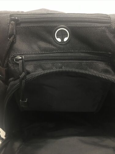 """Details about  /Army Reserve Black Backpack Large  Black Military 20/"""" Heavy Stay Army Reserve"""