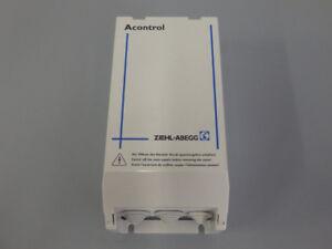 PKE10-ZIEHL-ABEGG-PKE-10-VOLTAJE-CONTROL-UNIDAD-230V-10A-USADA