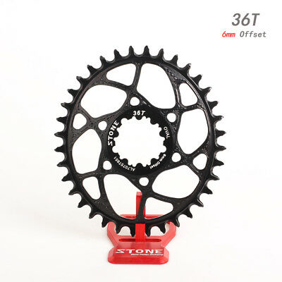 Chainring Oval For Sram Boost 148 DUB GXP 3MM Offset 28T-38T X9 X0 XX1 eagle X0