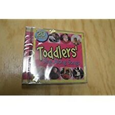 Toddlers' Sing Along Songs (CD)