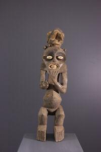 STATUE-MAMBILA-AFRICAN-ART-AFRICAIN-PRIMITIF-ARTE-AFRICANA-AFRIKANISCHE-KUNST