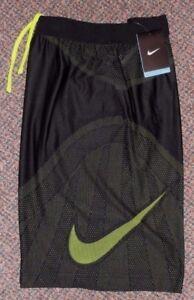 1b889917204 Nike M Men s Dri Fit FLYKNIT Football Soccer Shorts NEW 815553 010 ...