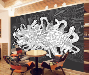 3D Abstract Artwork 74 Wall Paper Murals Wall Print Wall Wallpaper Mural AU Kyra