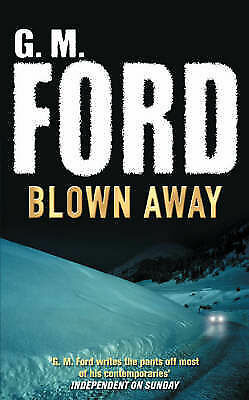 M. Ford, G., Blown Away, Very Good Book