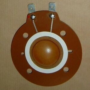 Peavey-PRO-12-15-replacement-4-hole-GENUINE-PART-horn-DIAPHRAGM-tweeter-HF