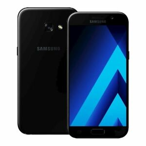 Samsung Galaxy A5 (2017) A520FD Dual 4G LTE 32GB Black Sky Authenti