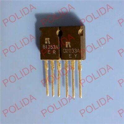 2SD2033A TRANSISTOR PAIR 2SB1353A