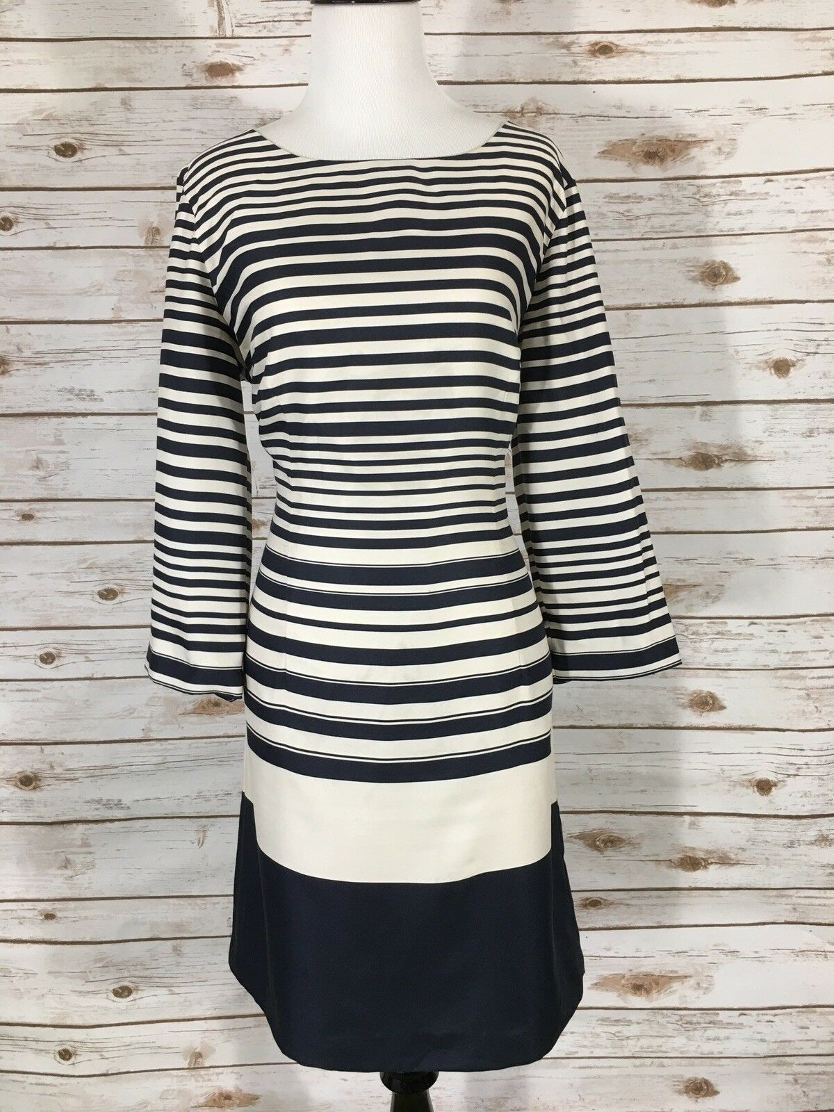 Limited 3 4 Sleeve  Dress Size 8 retail at at at  158 e7a1a2