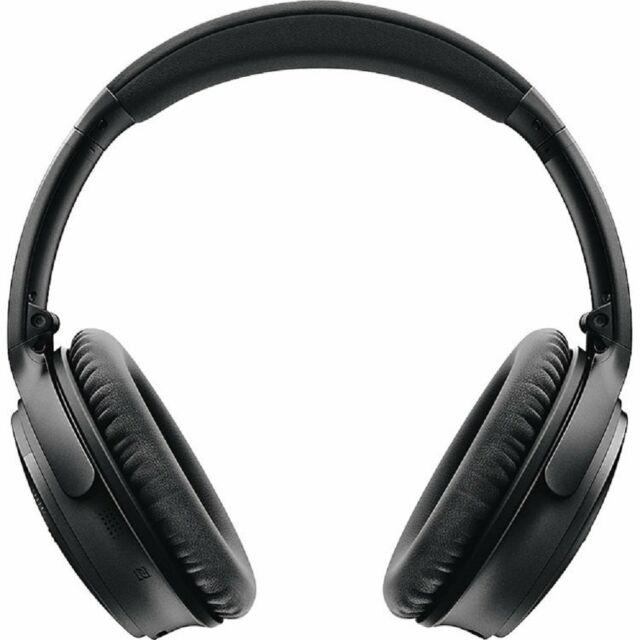 ORIGINAL Bose QC35 II QuietComfort 35 II Auriculares Inalámbrico - NEGRO