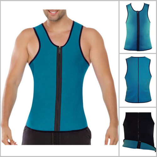 Men's Male Body Shaper Shapewear Waist Trainer Cincher Corset Powerfull Slimming