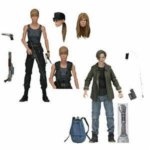NECA Terminator 2 Sarah /& John Conner Ultimate ACTION Figures 2 Pack NEW T2