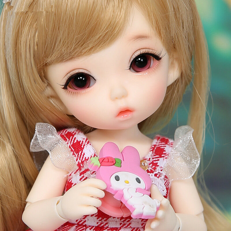 1 8 muñeca de BJD SD muñeca FL-nanuri-Gratis Cara Maquillaje Ojos + Gratis